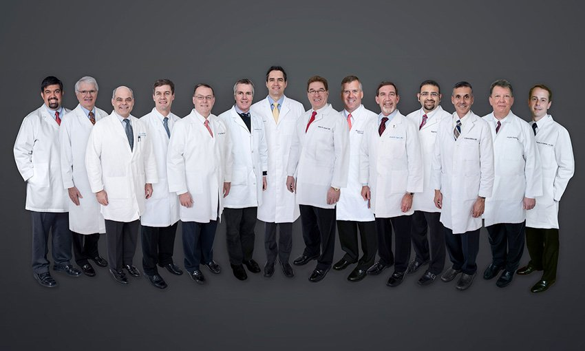 medical group photography