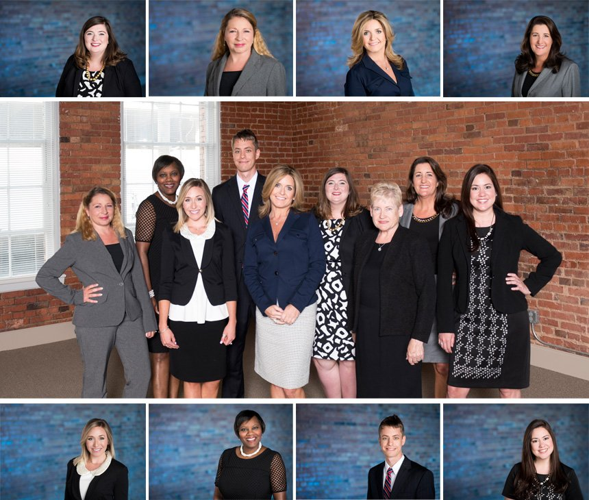 artistic headshots and group photography