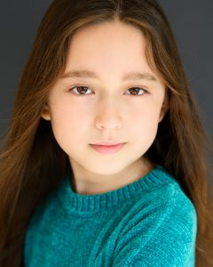 Professional headshots for young actors and actresses.