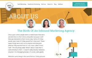 Corporate Branding Headshots